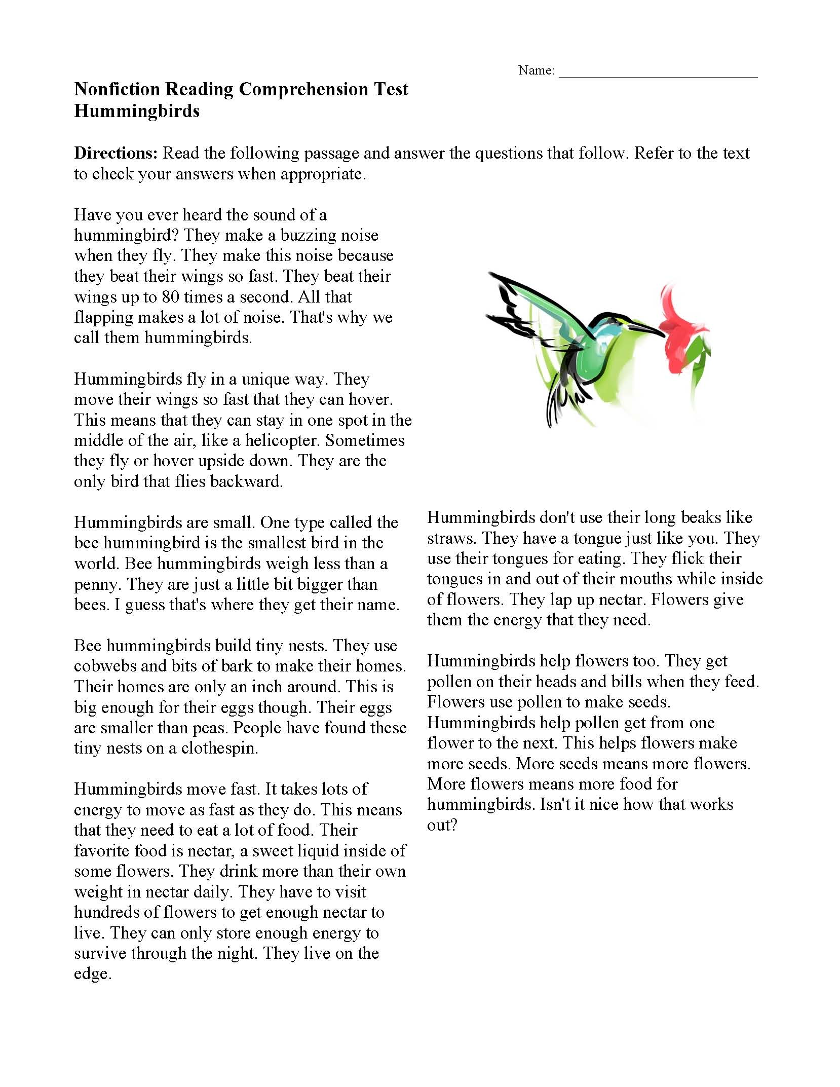 This is a preview image of Hummingbirds. Click on it to enlarge it or view the source file.